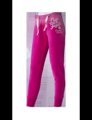 WOMEN'S PANTS - RED ROSE Rasberry