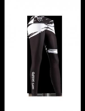 WOMEN'S LEGGINGS - CLASSIC Black&White