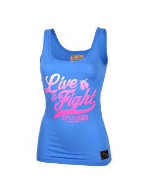 ORIGINAL 90 women's TANK TOP Blue