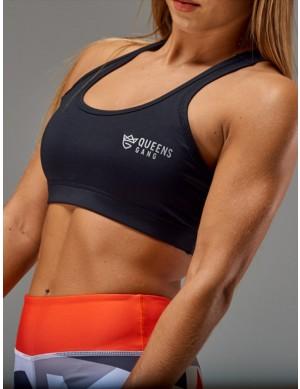 Women's Sports Bra - CLASSIC black