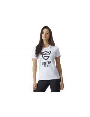 WOMEN'S T-SHIRT PURE WHITE
