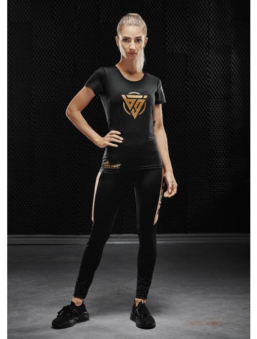 Olimp women's training T-shirt - WMS BIG T-SHIRT BLACK