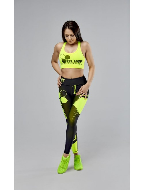 Women's Sports Bra OLIMP CREW NEON