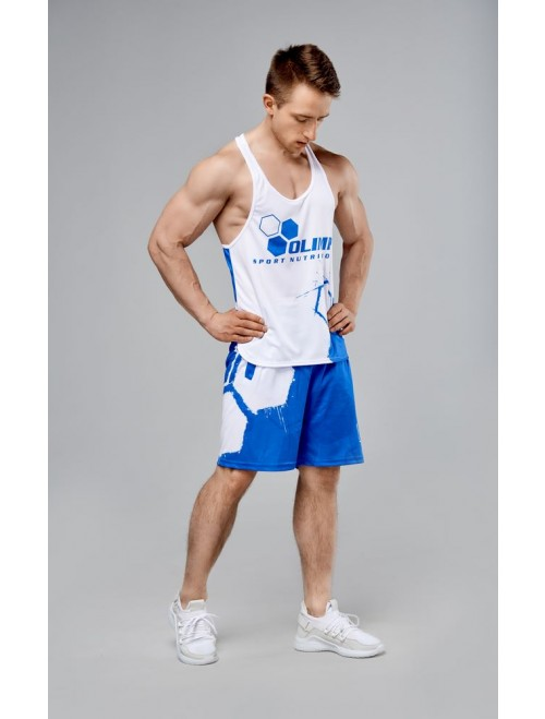 Men`s TANK TOP OLIMP CREW WHITE SERIES