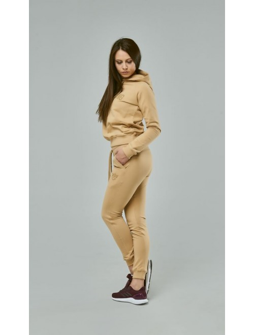 WOMEN`S PANTS WARM SAND