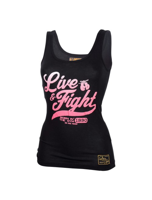 ORIGINAL 90 women's TANK TOP Black