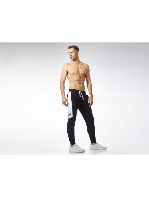 UNISEX PANTS BLACK & WHITE