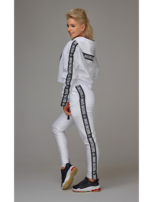 WOMEN'S PANTS INNOCENT WHITE