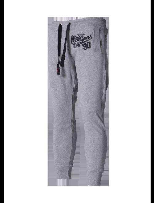 MEN'S PANTS - STACKED Gray