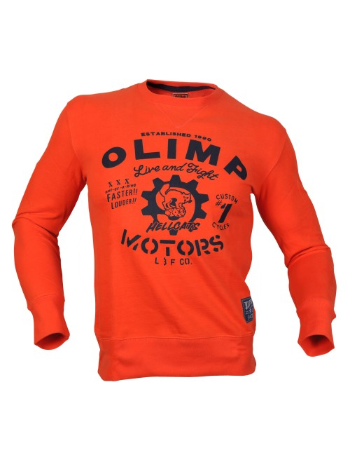 PULLOVER HELL CAT Orange