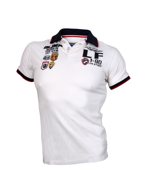 PARAMOUNT POLO White