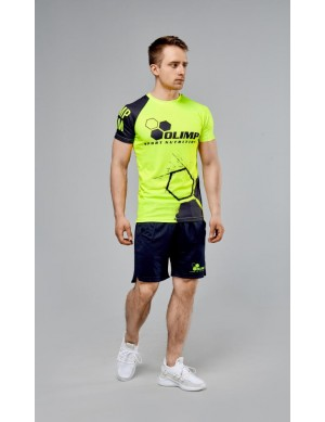 MEN`S SHORTS WORKOUT OLIMP BLACK
