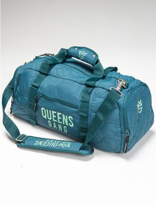 QUEENS BAG - Women`s Duffel DARK GREEN