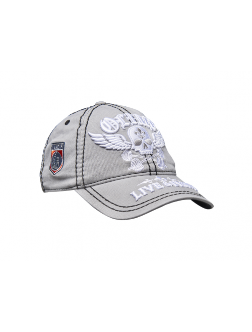 Men's HAT - REAPER gray