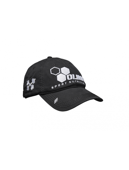 Men's HAT - TEAM OLIMP black