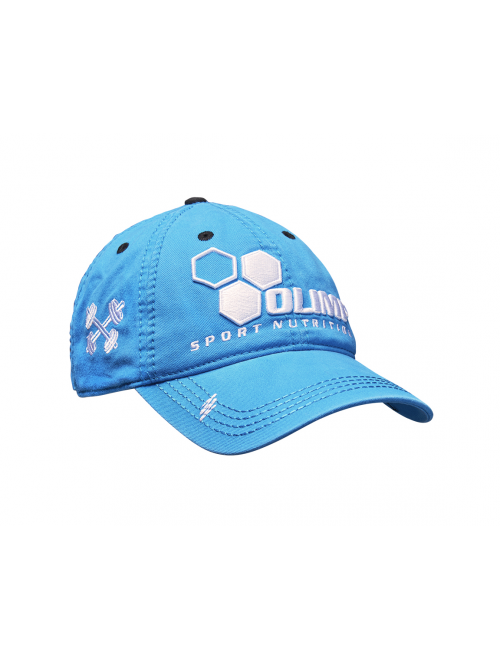 Men's HAT - TEAM OLIMP blue