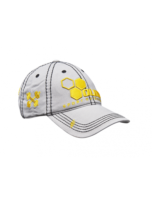 Men's HAT - TEAM OLIMP gray