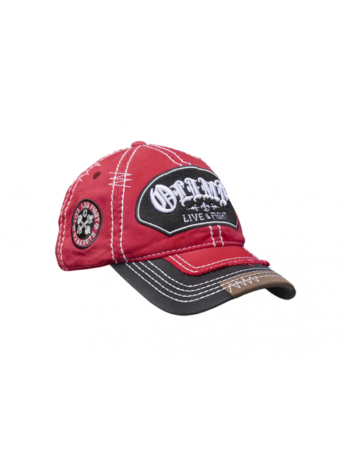 Men's HAT - VICTORY red